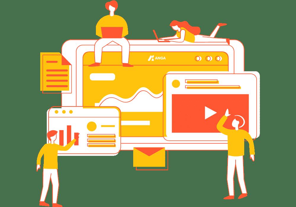 ANGa Digital Marketing Team