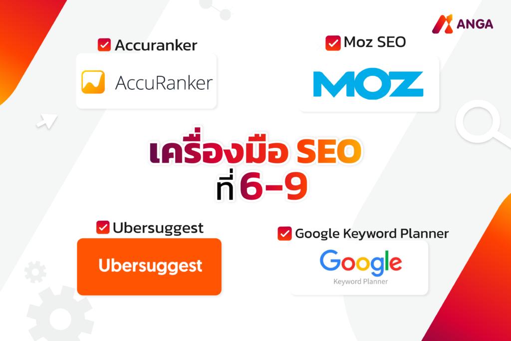 รวมเครื่องมือสำหรับการทำ-SEO-อัปเดต-2021-Google-Keyword-Accuranker